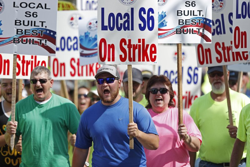 Shipyard, union are getting back on same page after strike