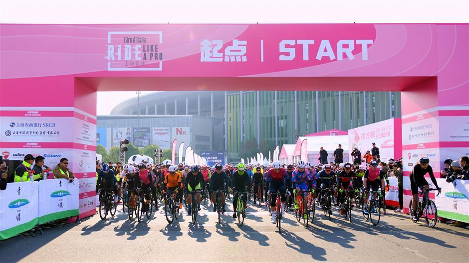Traffic restrictions to hit Qingpu District roads for cycling race