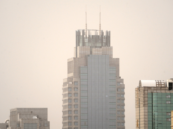 Beijing to issue yellow alert for air pollution