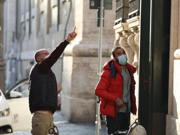 Virus curbs tighten in Europe as global deaths top 1.3m