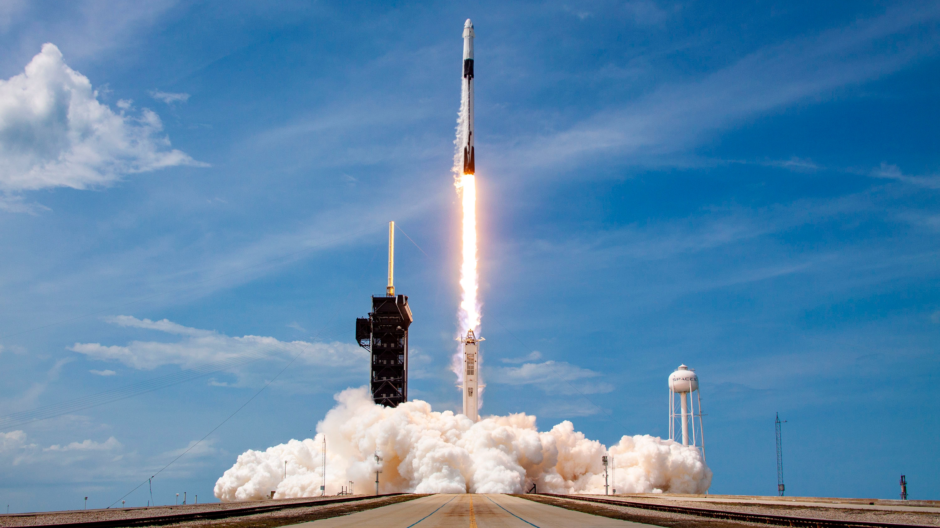 SpaceX launches four astronauts to ISS on Sunday