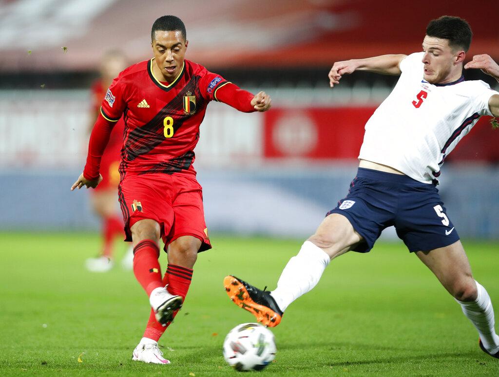 Belgium end England Nations League hopes as Italy eye finals