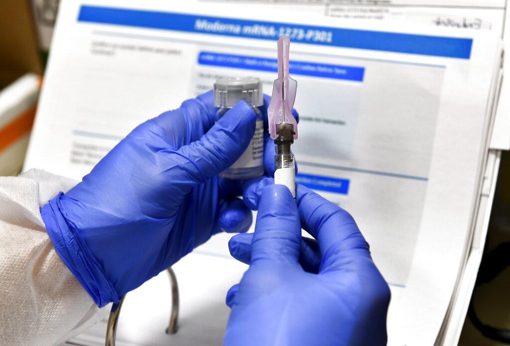 Moderna says Covid-19 vaccine 94.5% effective