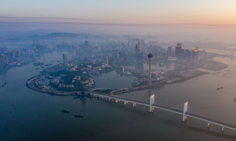 Macao eyes deeper integration with mainland in 2021