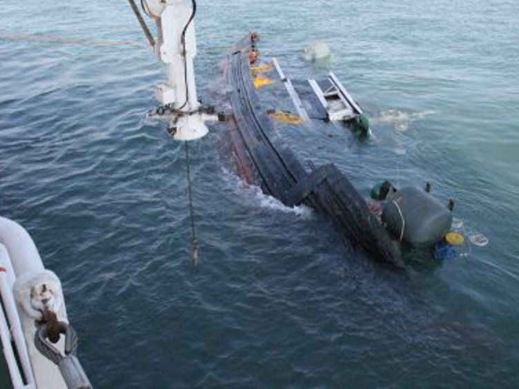 Three dead after fishing boat capsizes in east China