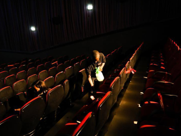 Cinema halls, gyms and massage parlors reopen in Kampala, Uganda