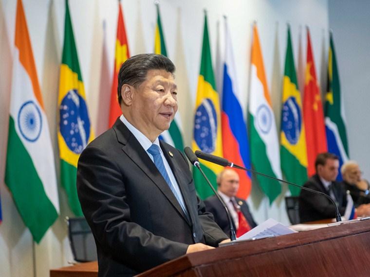 Key remarks by President Xi at BRICS summits