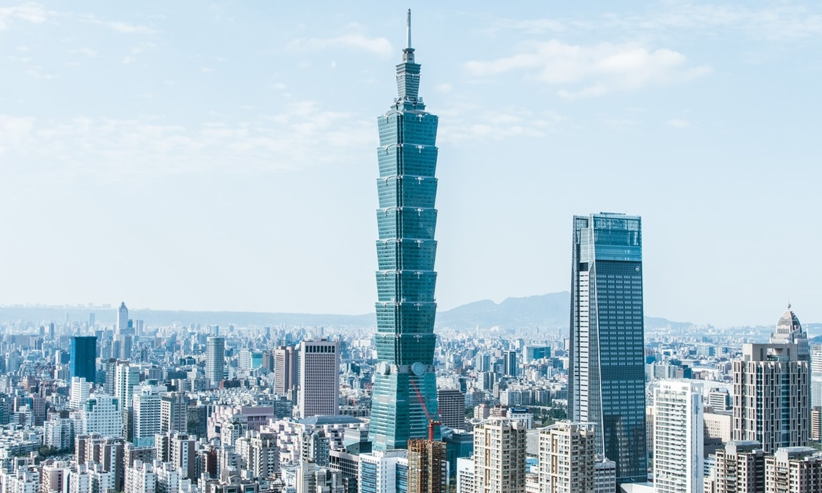 Blacklisting Taiwan secessionists shows historical justice: Global Times editorial