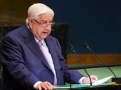 Syrian Foreign Minister dies: media