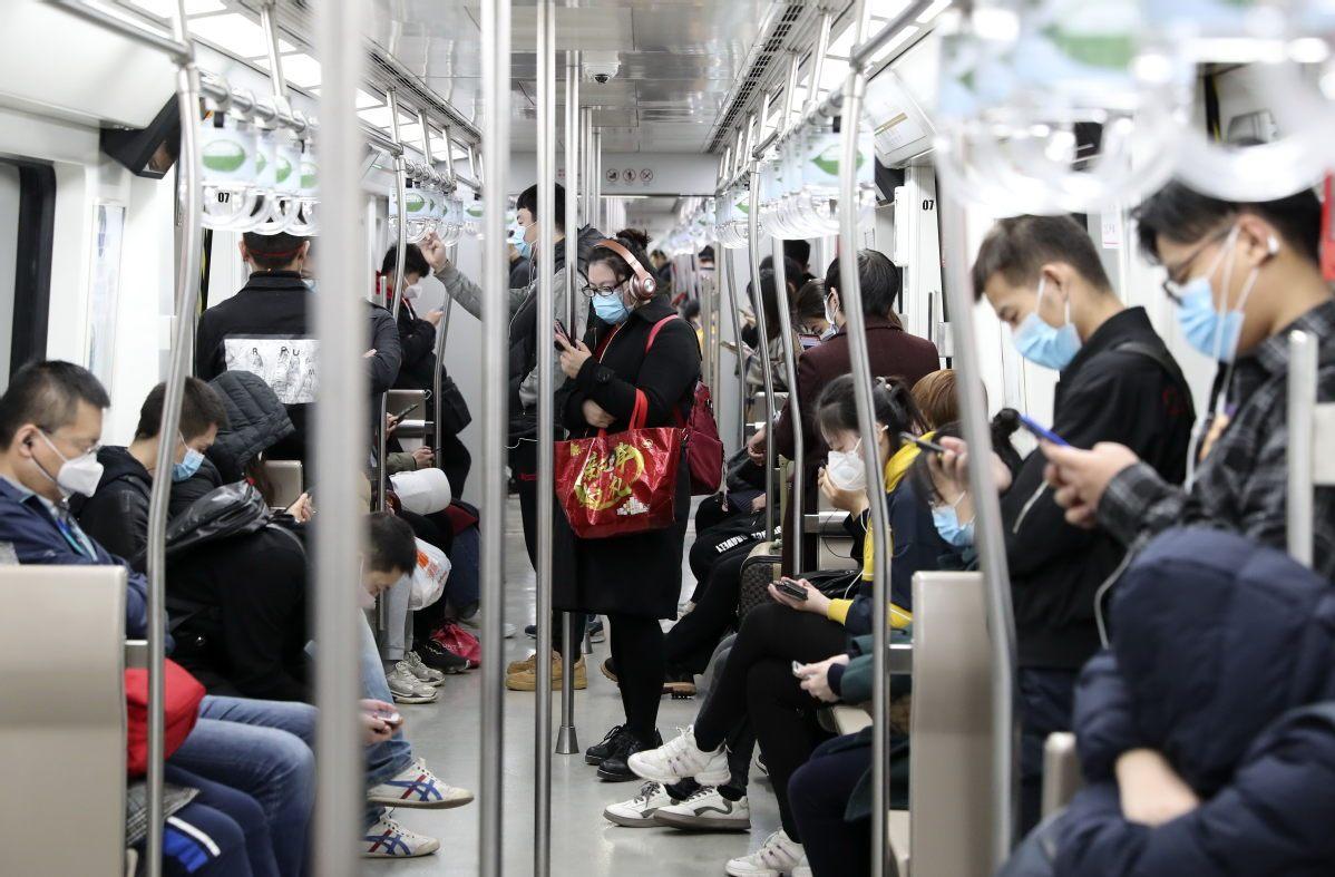 Beijing subway system ranks 1st in daily passenger volume