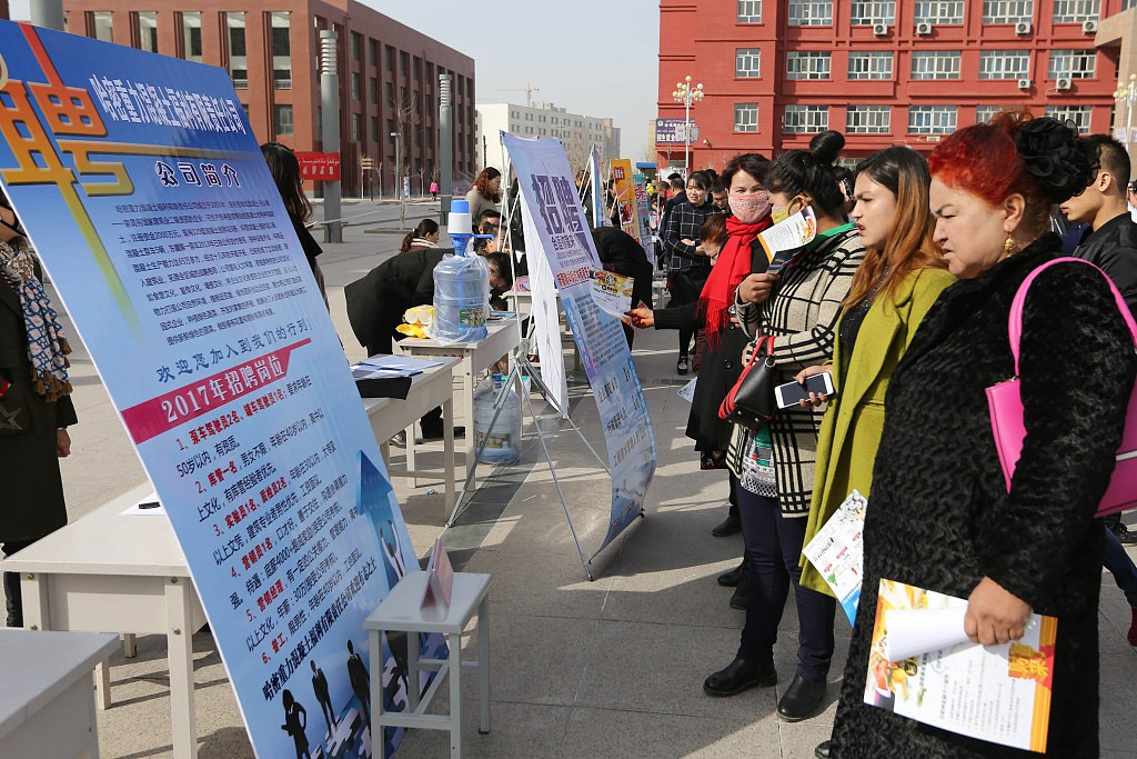 China's Xinjiang and Yunnan declare victory over absolute poverty