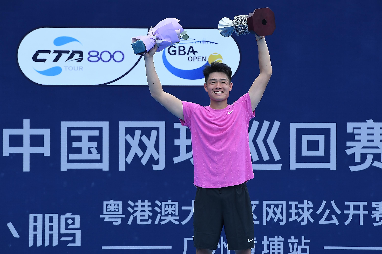 China's Wu Yibing captures top honors at CTA Tour-Huangpu in Guangzhou