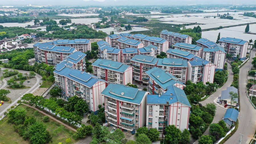 China's property investment up 6.3 pct in Jan.-Oct. period