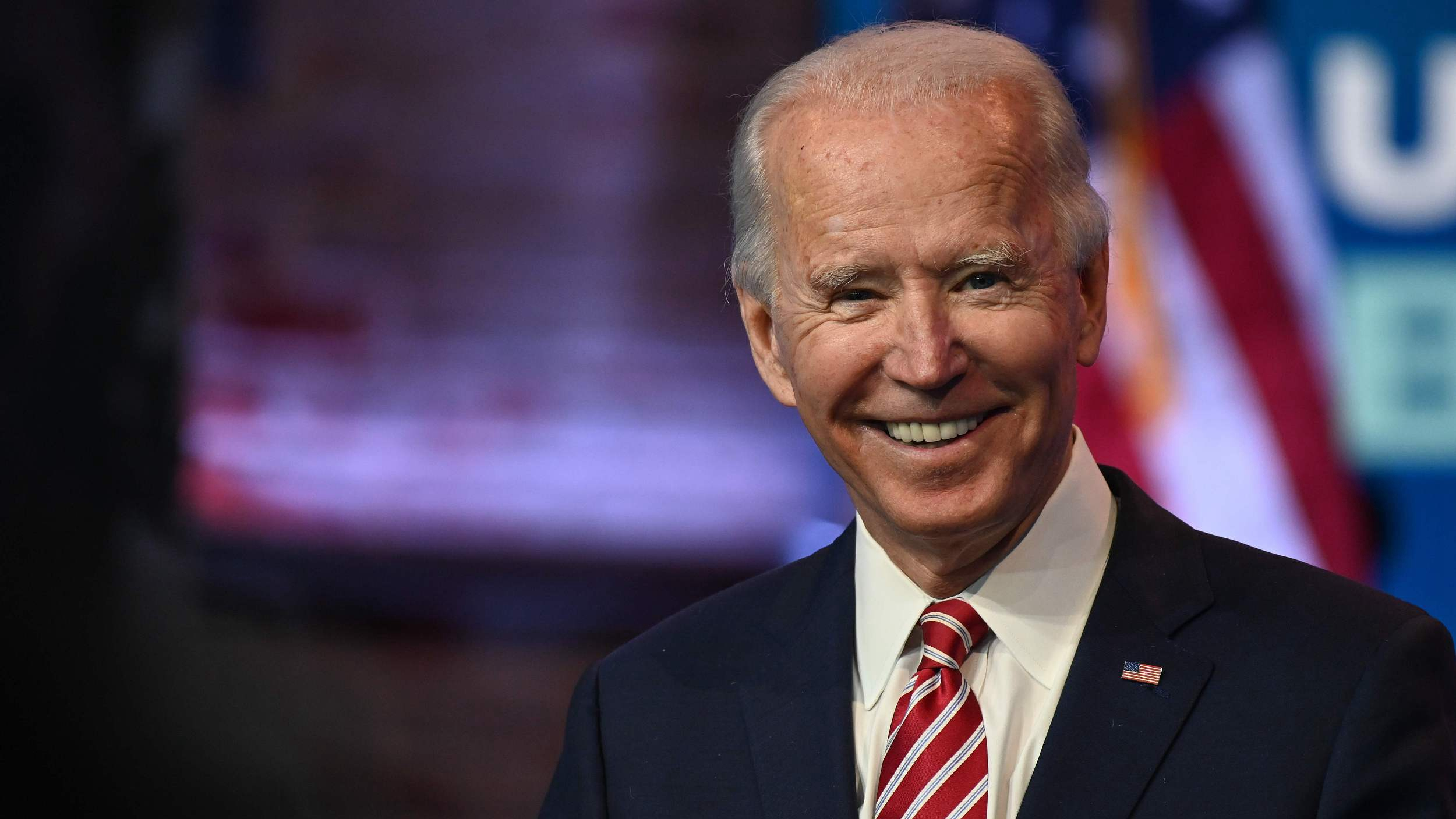 Biden to receive first national security briefing on Tuesday