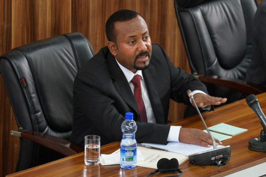 Ethiopia PM vows to finish military operation in restive northern region