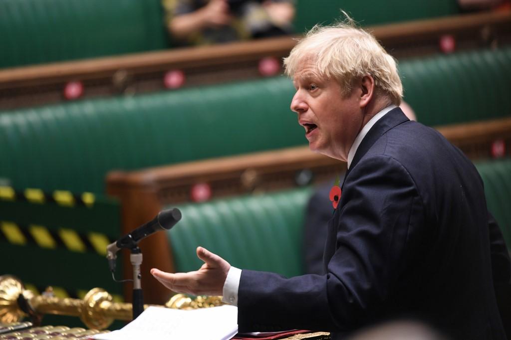 UK PM Johnson under fire over Scottish parliament criticism
