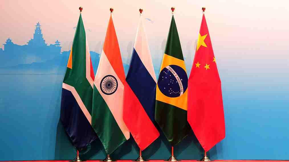 Xi attends BRICS summit via video link