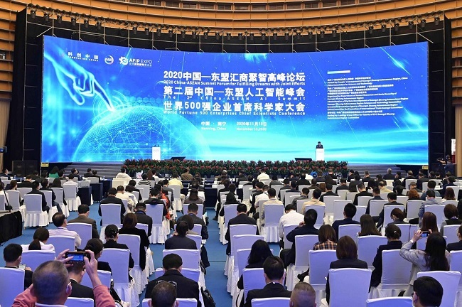 AI empowers China-ASEAN cooperation, helping tap into market opportunities