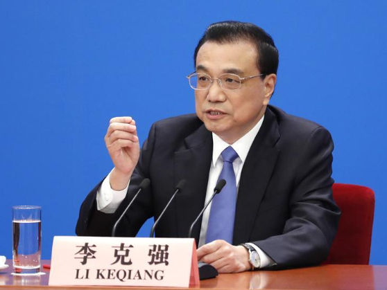 Chinese premier urges efforts to consolidate economic recovery