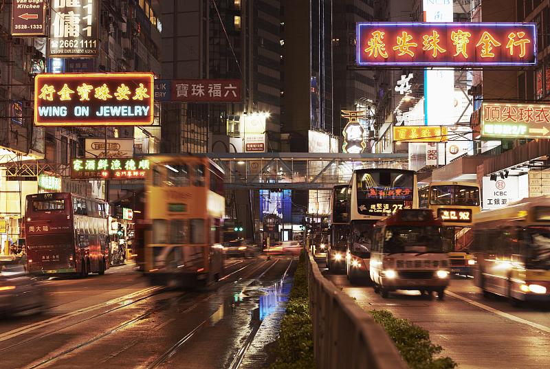 Hong Kong's jobless rate flat at 6.4 pct