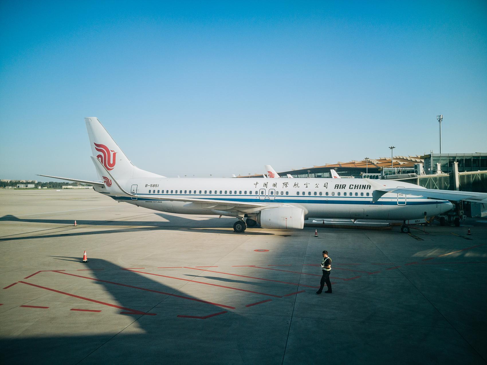China's Civil Aviation Authority suspends flights to curb coronavirus spread