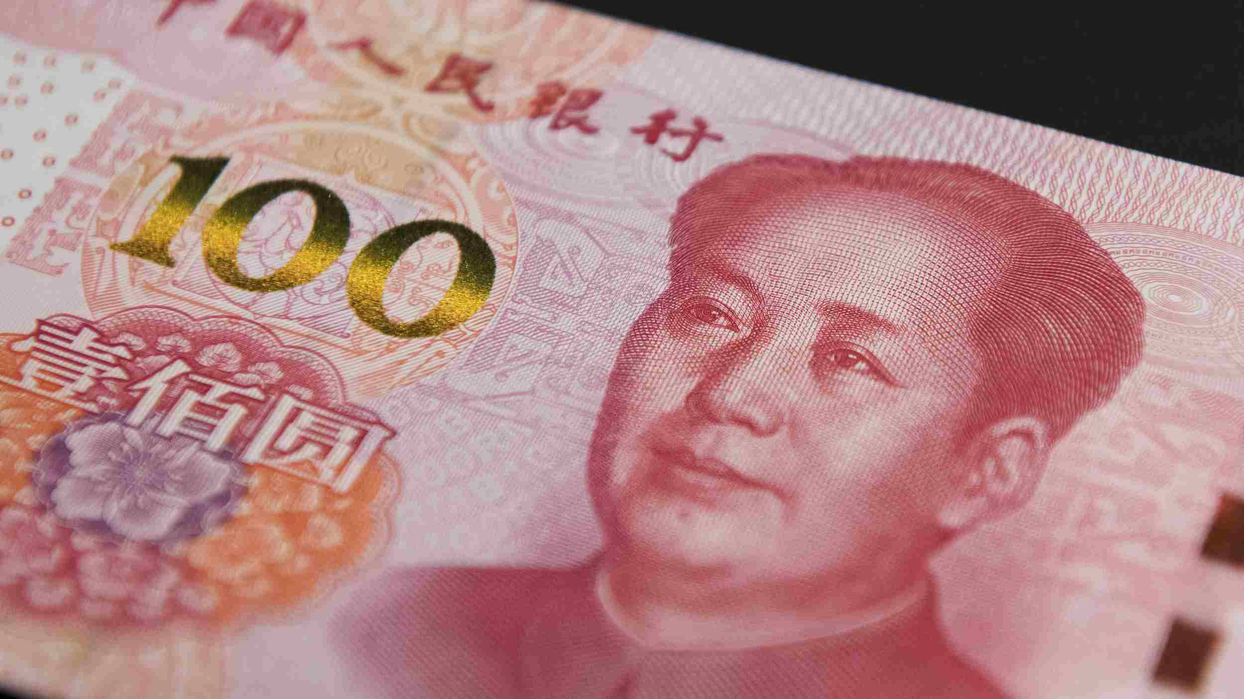 Chinese yuan strengthens to 6.5593 against USD Wednesday