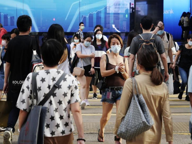 Hong Kong reports 9 more COVID-19 cases, disallows visiting people under hotel quarantine