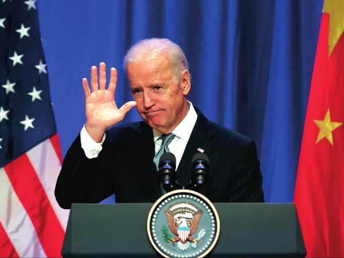 World expects Biden to 'fix ties with China'