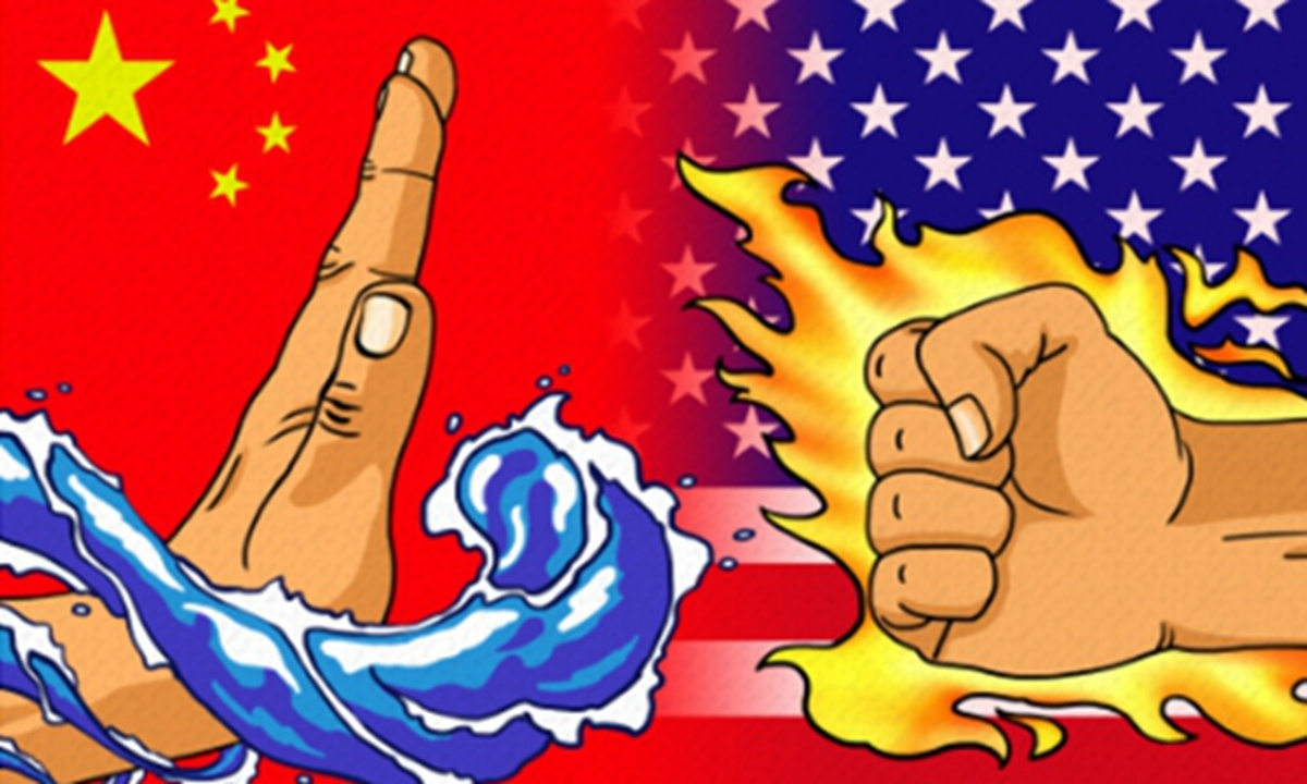 History cannot affirm current US' China policy: Global Times editorial
