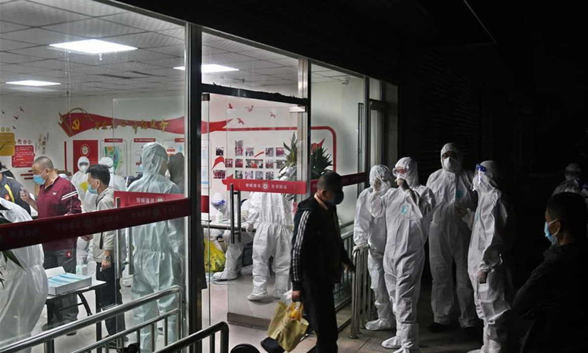 Couple in NE China's Jilin test positive for COVID-19 again after recovering