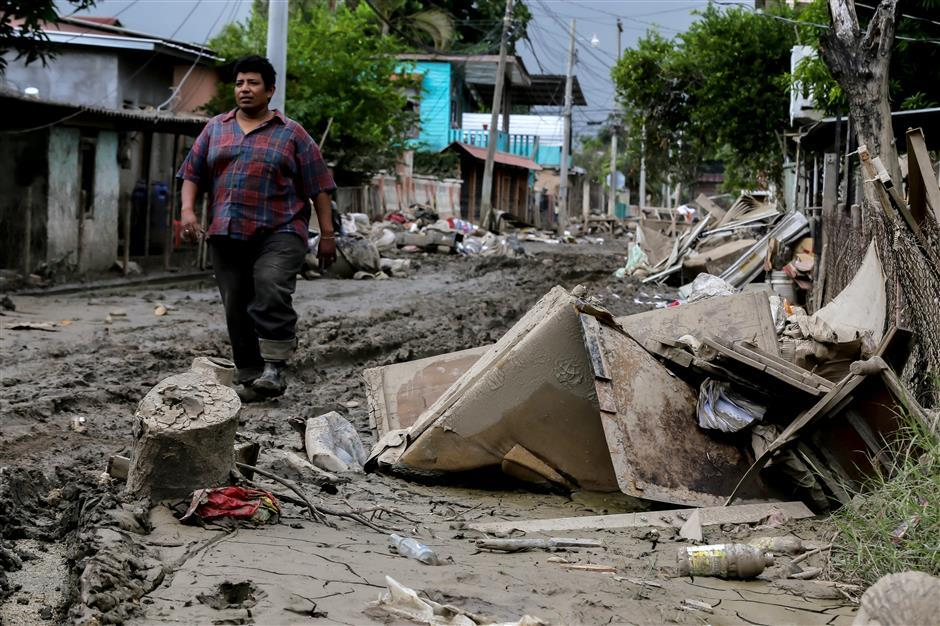Hurricane Iota brings more pain in Caribbean countries