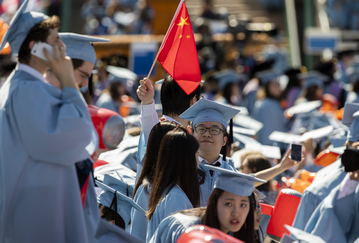 US sees decade-low growth of Chinese students