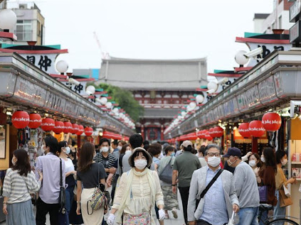 Foreign visitors to Japan decrease by 98.9 pct in October