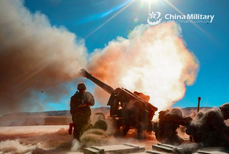 Military-civilian mobilization exercise shows China can quick switch industrial output