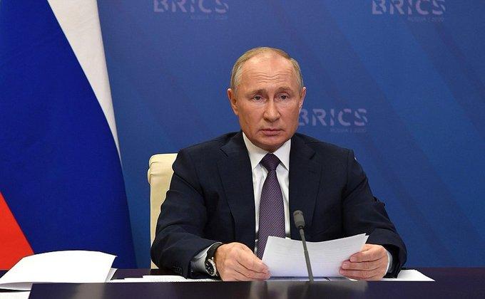 China appreciates Putin's praise for successful COVID-19 response