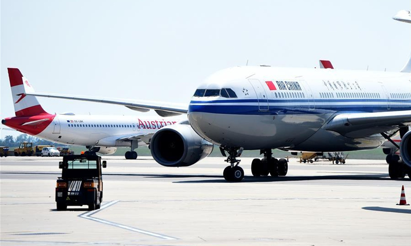 China civil aviation regulator suspends 8 airliners' China-bound flights, including Los Angeles to Tianjin