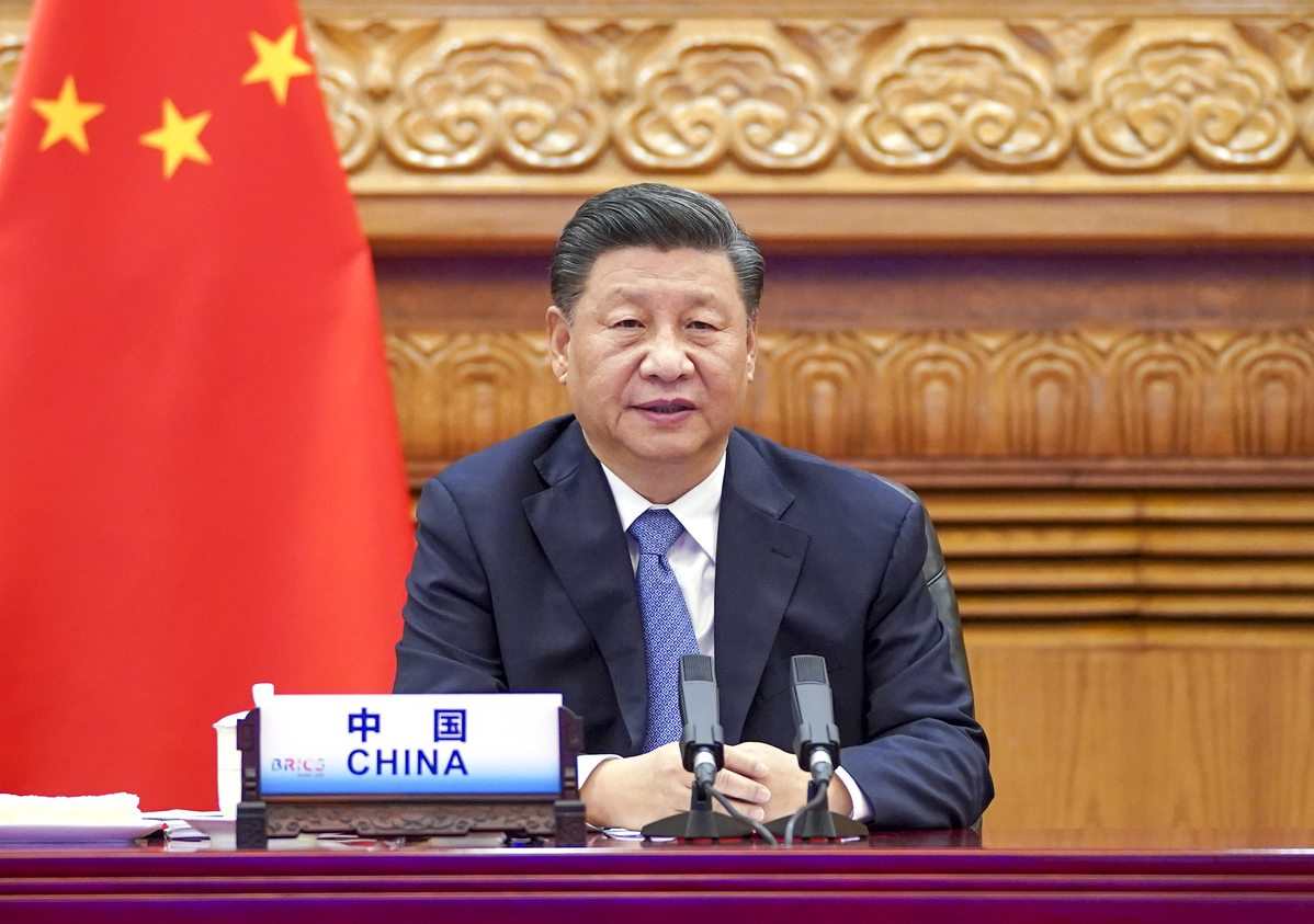 Full text: Xi Jinping's speech at 12th BRICS summit