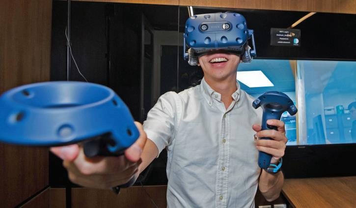 VR-aided anxiety treatment trials move to second phase