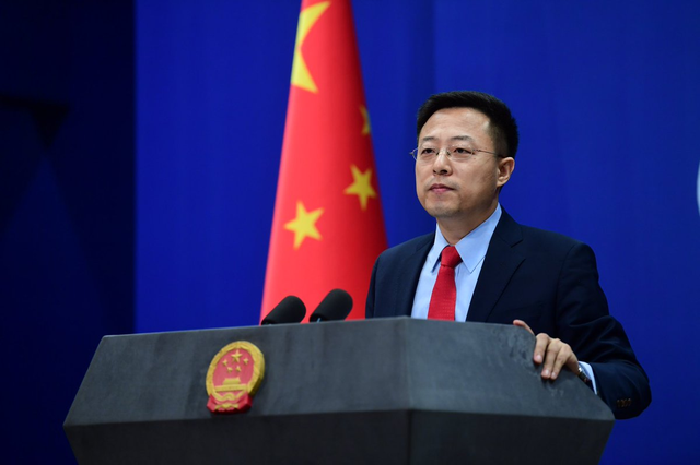 """""""China threat"""" used as excuse for US military expansion: spokesperson"""