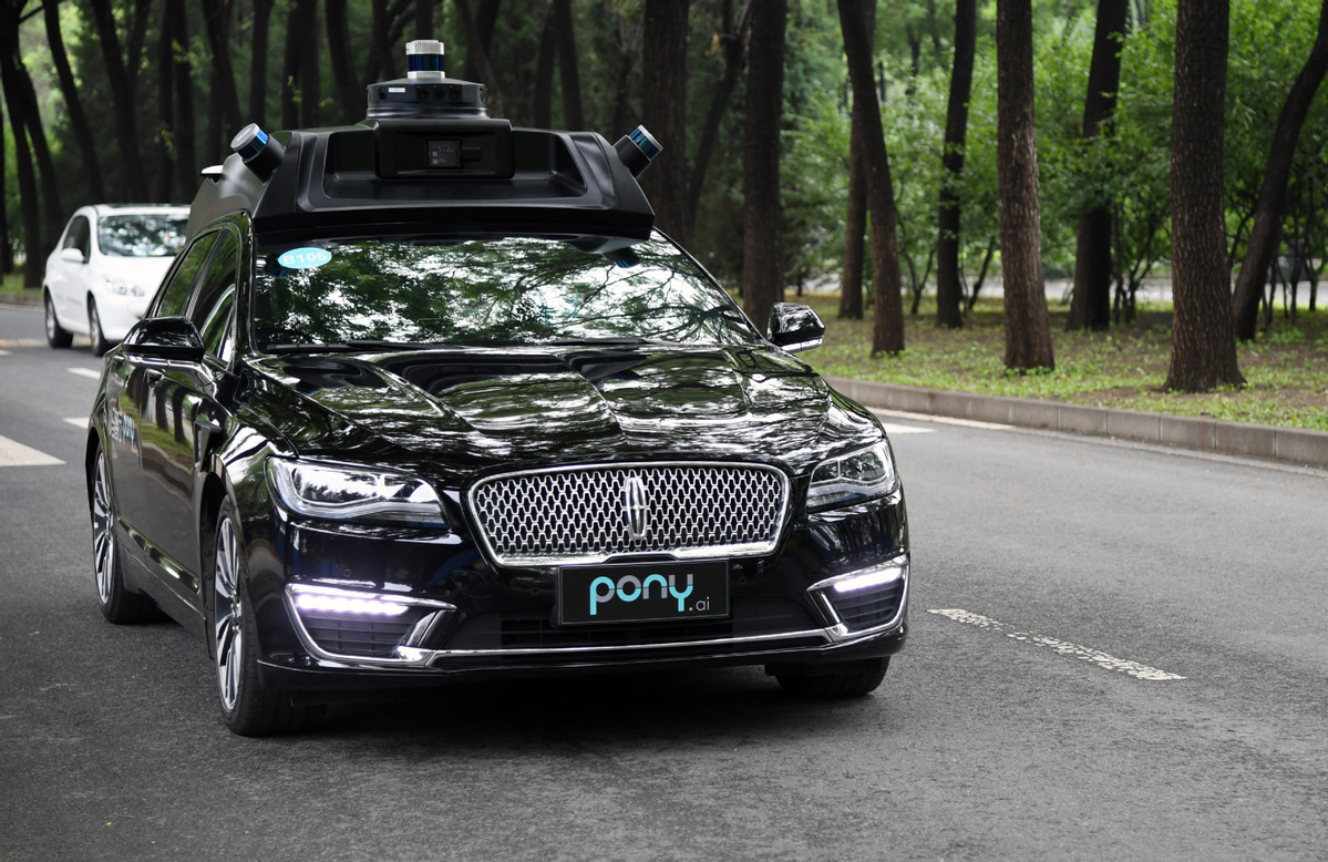 Beijing racks up distance in self-driving tests