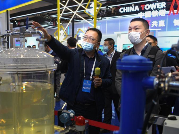 National conference on 5G and industrial internet opens in Wuhan