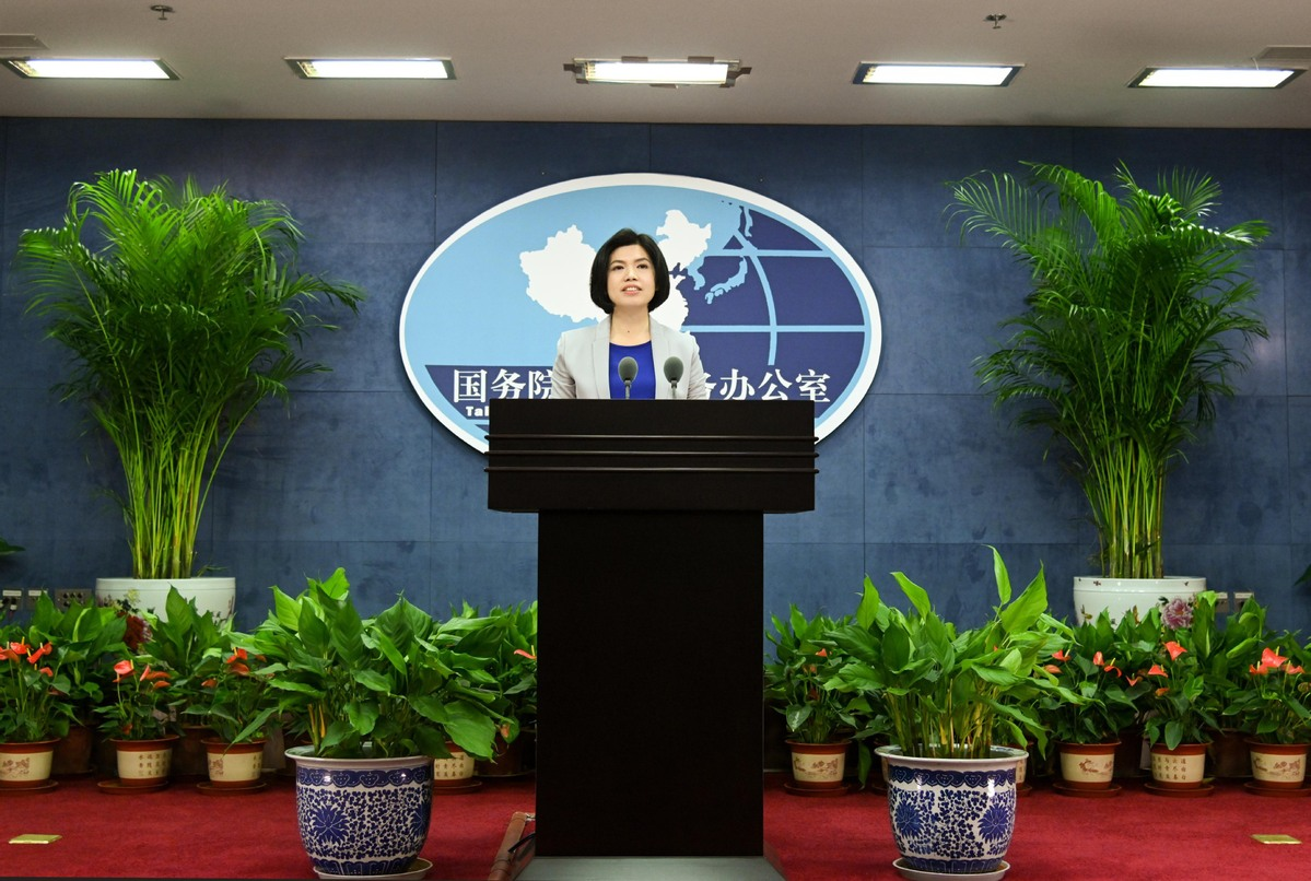 Thwarting Taiwan secessionists safeguards peace, official says