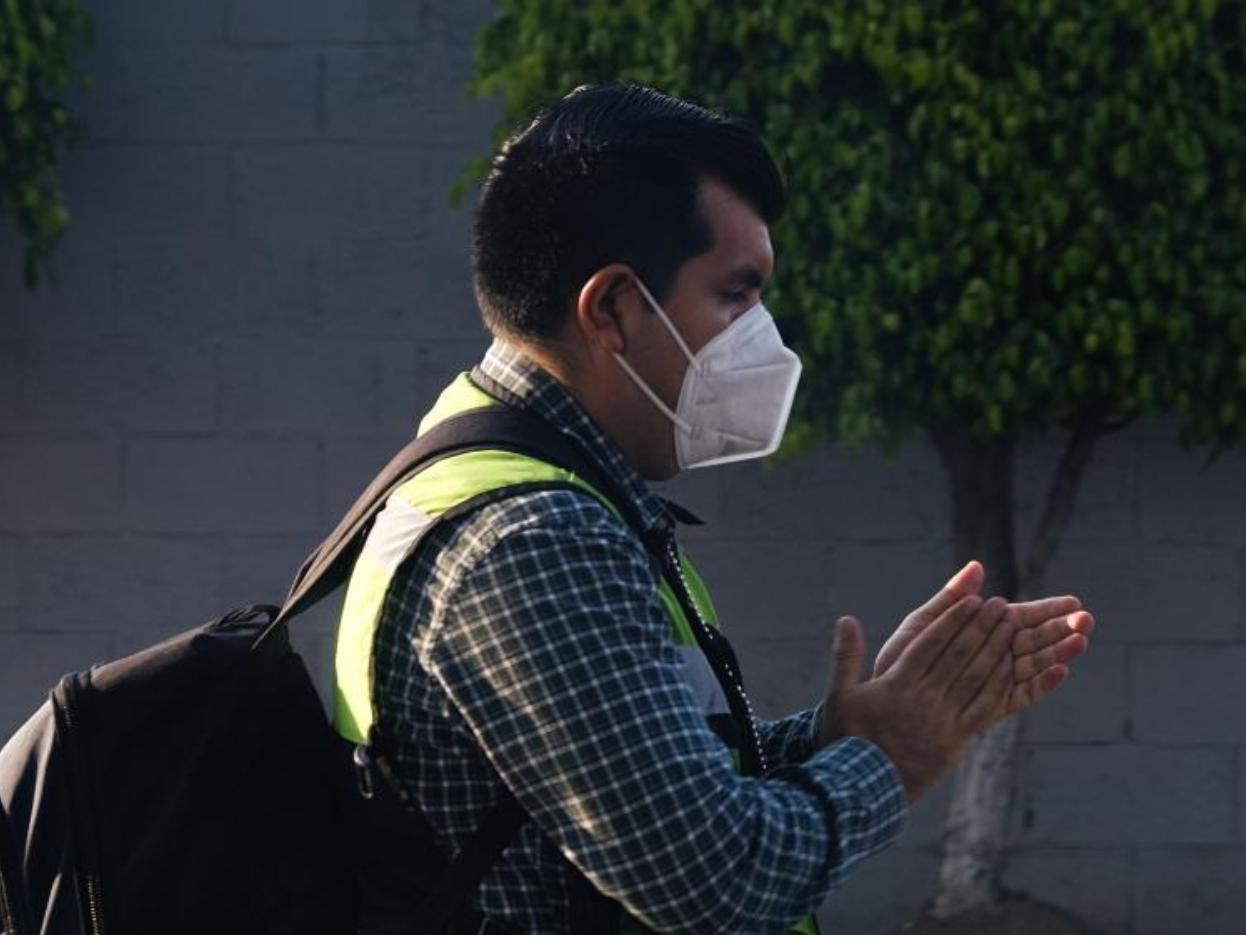Mexico's coronavirus deaths surpass 100,000
