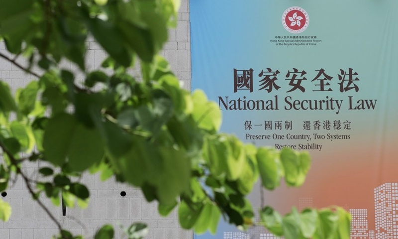 Mainland supports HK police investigation into violations of national security laws in campus protest