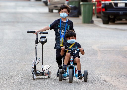 Feature: Children in Kuwait long for school study amid COVID-19 spread
