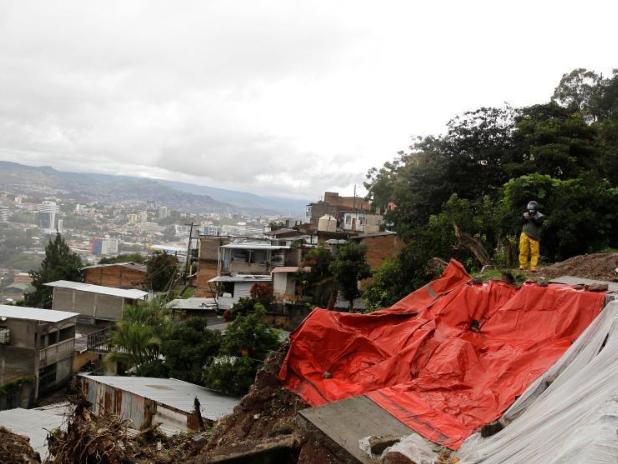 Tropical storm Iota leaves 14 dead in Honduras