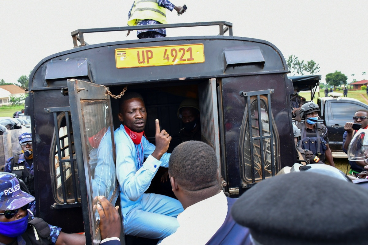 Protests in Uganda leave several dead and many injured