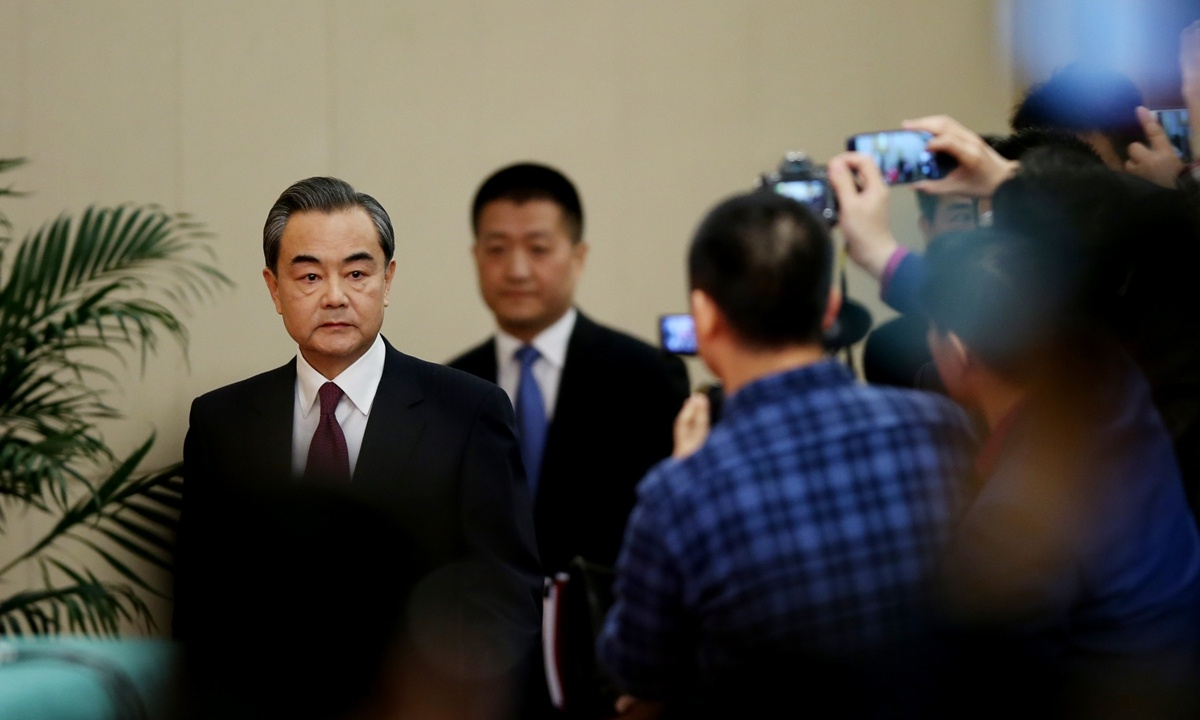 Chinese Foreign Minister Wang Yi to visit Japan, South Korea from Nov 24-27