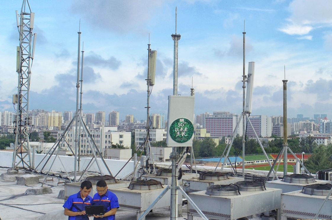 China's Henan has over 40,000 5G base stations