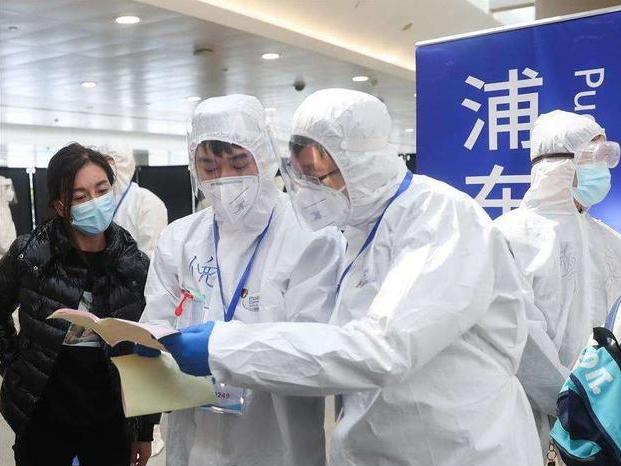 Shanghai hospital locked down after caregiver tests positive for coronavirus